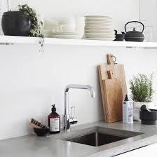 cuisine minimaliste cuisine minimaliste décoration épurée