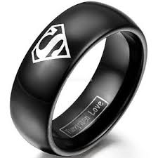 superman wedding band beautiful superman wedding band image on top bands inspiration 84