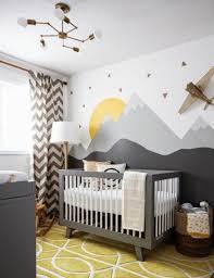 quelle couleur chambre bébé chambre jaune et taupe chaios com