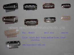 hair extension clips all size clips wigs clips hair extension clips china manufacturer