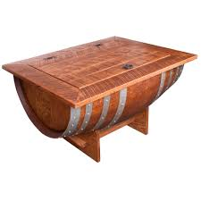 distressed wood coffee table ideas