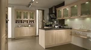cuisine bois design cuisine à cadre bois sur mesure meubles de cuisines cuisines
