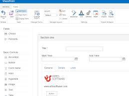 form designer sharepoint forms designer virtosoftware