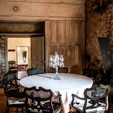 Old World Dining Room by Old World Teatro
