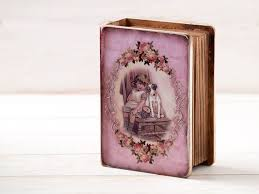 baptism jewelry box 82 best decoupage images on boxes crafts and rustic style