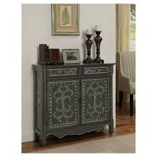 Mirrored Storage Cabinet Storage Cabinet Two Door With Drawer Mirrored Christopher Knight