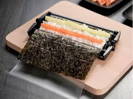 cuisine roller how the easy sushi roller will help you snag a second date