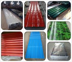 Types Of Sheets Types Of Roofing Iron Sheets In Kenya Metal Roof Sheet For