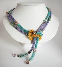 necklace making beaded jewelry images Vicki sharp jpg