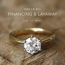 financing engagement ring wm marken jewelers financing
