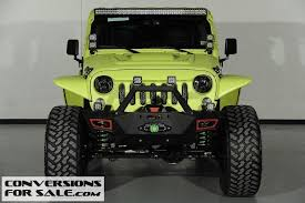 2014 green jeep wrangler 2014 lifted jeep wrangler unlimited kevlar coated sema build