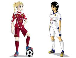 soccer cartoon collection 85