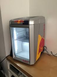 red bull table top fridge quick sale red bull baby eco cooler led in hackney london gumtree
