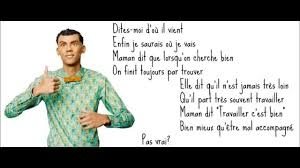 everything has changed testo paroles de la chanson papaoutai de stromae text of song