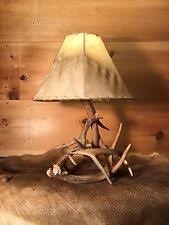 Antler Table Lamp Antler Lamps Ebay