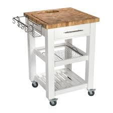 Small Kitchen Island On Wheels by Belham Living Concord Kitchen Island With Optional Stools White