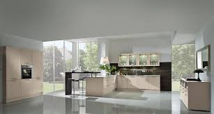 farbe küche gemütliche und offene küche in der farbe kaschmir