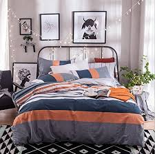 blue and orange bedding orange and gray bedding sets bedding decor ideas