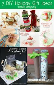 diy holiday gift ideas gift ideas for the holidays creative home