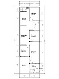 Home Design 6 X 20 | house plans 6x20 house affair