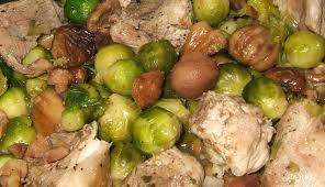 cuisiner choux de bruxelles frais recette sauté de porc hivernal toutes les recettes allrecipes