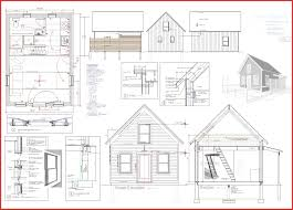 Tiny house construction plans