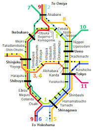 shinagawa station map jr line metropolis travel guide