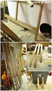 how i made it mid century inspired ikea tarva bed hack a