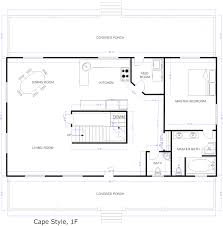 sample house design floor plan example of floor plan drawing sample house plans home design