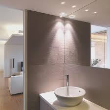 led home interior lights bathroom cool recessed led bathroom lighting room design plan