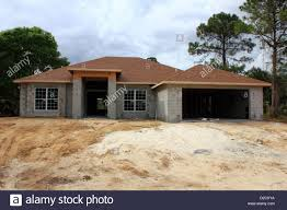 Building A Concrete Block House A Typical 3 Bedroom 2 Bath Cement Block Construction Home House