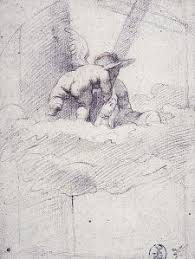 angels putti and cherubs sketchuniverse