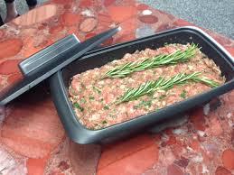 recette de cuisine tupperware tupperware m a appris à faire une terrine de volaille et une