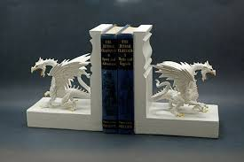 unique book ends 12 unique bookends to give your bookshelf some personality