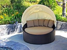 Outdoor Patio Daybed Outdoor Daybed Patio Furniture Home Designs Insight