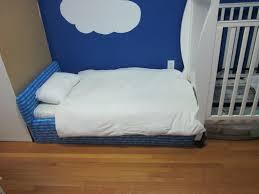 How To Make A Crib Mattress Diy Toddler Bed Tutorial Montessori