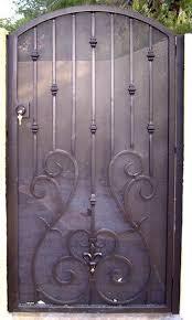 Best 25 Wrought iron gate designs ideas on Pinterest