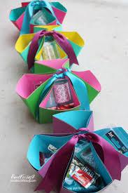 doodlecraft easy paper basket craft tutorial