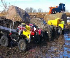 tractor gallery rc adventures u2013 mud bath u2013 5 trucks get dirty