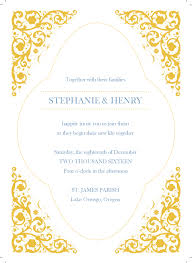 Gold Invitation Card Gold Invitation Templates