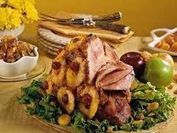 pineapple glazed ham recipe myrecipes