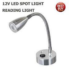 reading light best buy 12v led spot reading light switch cer van caravan van boat