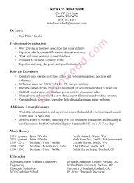 resume format exles for steel fabrication resume sle pipe fitter welder