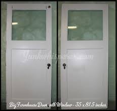 vintage farmhouse doors with windows u2014 junk whisperer
