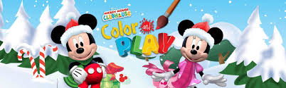 mickey mouse clubhouse color play disney lol