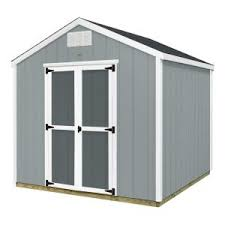 Storage Shed For Backyard by Backyard Discovery Ready Shed John Deere 8 X 12 Prefab Wood
