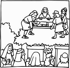 coloring pages jesus ehals coloring home