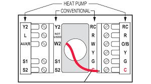 2 stage thermostat wiring diagram wiring diagram byblank