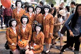 Halloween Japanese Costumes Halloween Japan