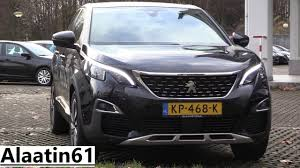 peugeot 3008 2017 peugeot 3008 2017 test drive in depth review interior exterior